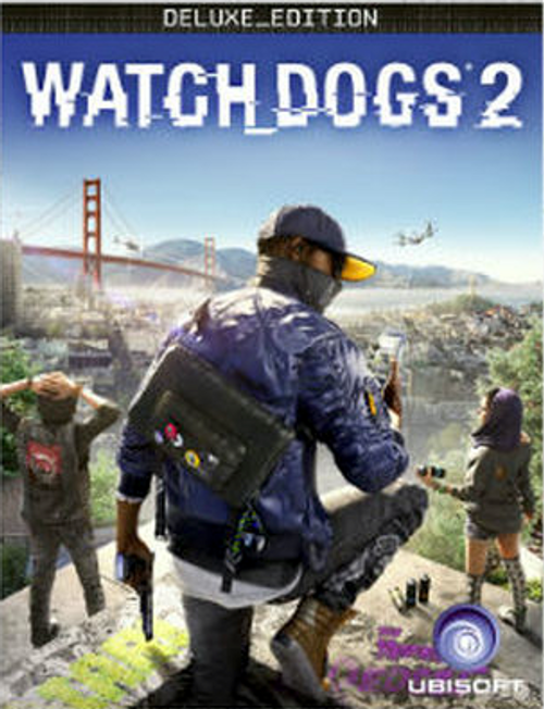 Watch Dogs 2 Deluxe Edition PC (US)
