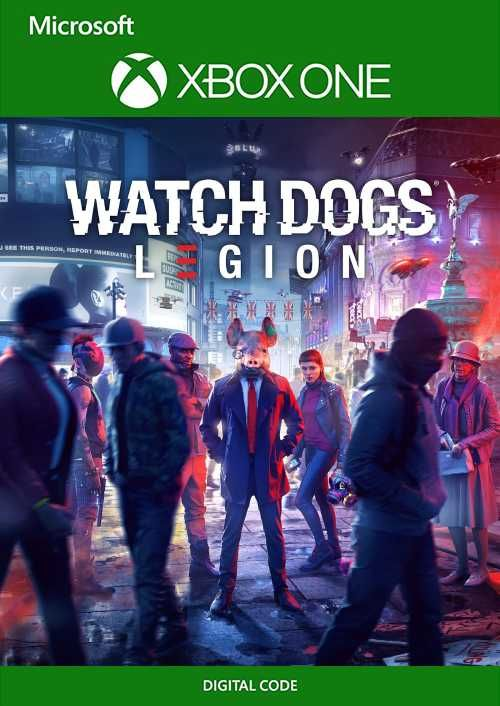 Watch Dogs: Legion Xbox One/Xbox Series X|S (EU)