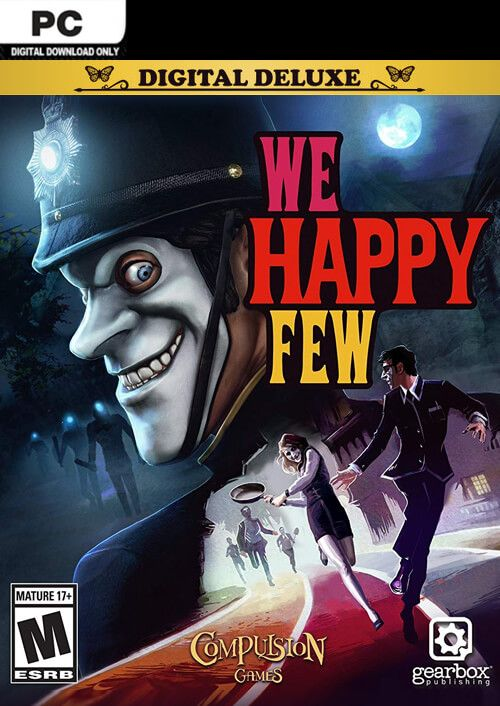 We Happy Few Deluxe Edition PC