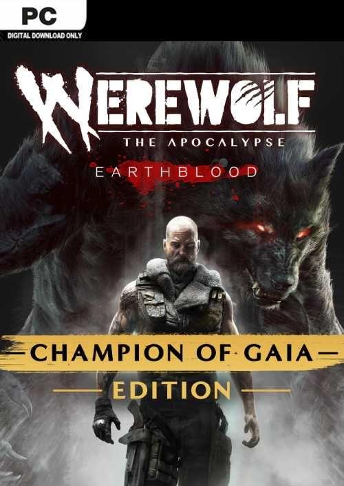 Werewolf: The Apocalypse Earthblood Champion of Gaia Edition PC