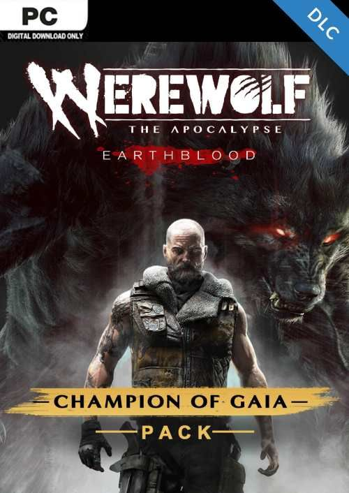 Werewolf: The Apocalypse - Earthblood Champion of Gaia Pack PC - DLC