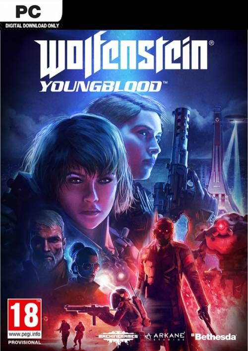 Wolfenstein: Youngblood PC (EMEA)