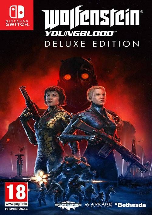 Wolfenstein: Youngblood - Deluxe Edition Switch (EU)