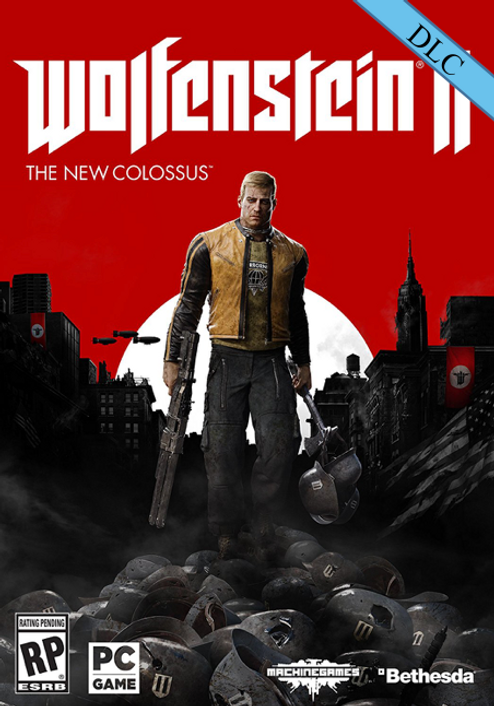 Wolfenstein II 2 - The Freedom Chronicles Episode Zero DLC PC