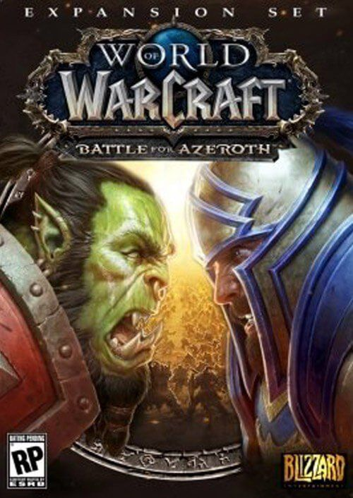 World of Warcraft Battle for Azeroth DLC PC (US)