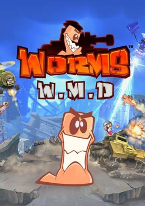 Worms W.M.D. PC