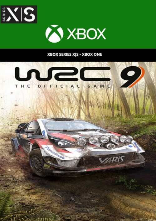 WRC 9 FIA World Rally Championship Xbox One/Xbox Series X|S (US)