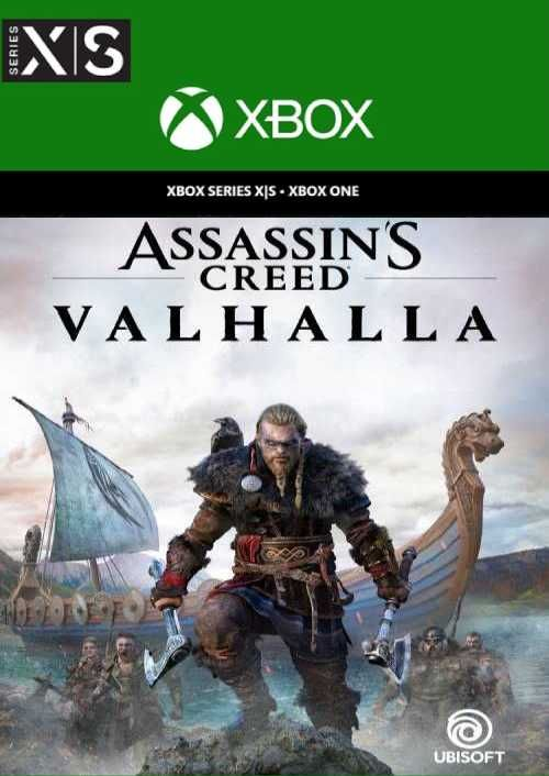 Assassin's Creed Valhalla Xbox One/Xbox Series X|S (UK)