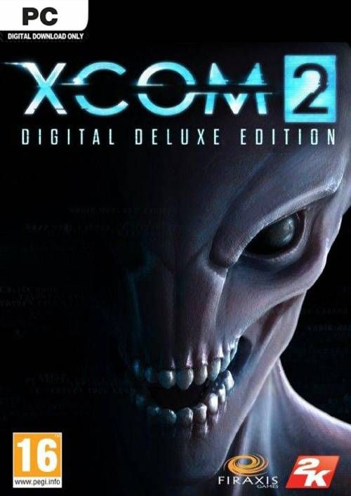 XCOM 2 Digital Deluxe Edition PC