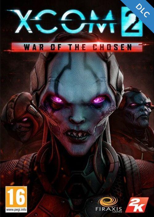 XCOM 2 PC War of the Chosen DLC (EU)
