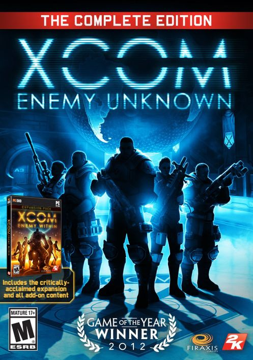 XCOM Enemy Unknown Complete Edition PC