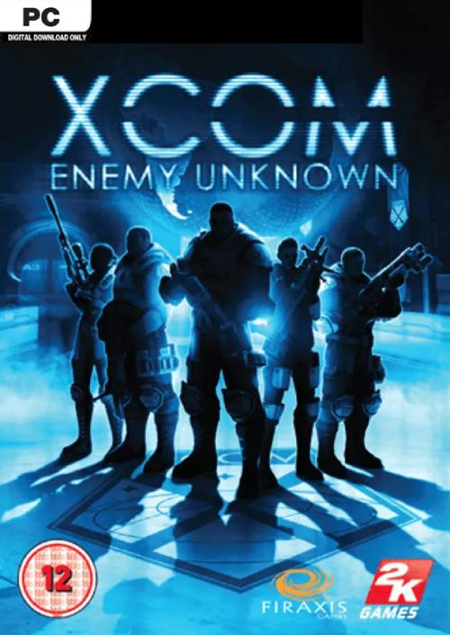 XCOM Enemy Unknown PC (EU)