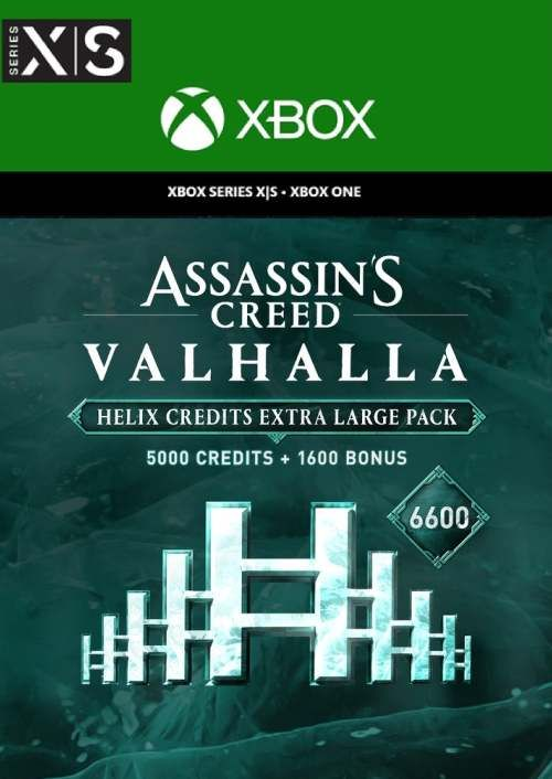 Assassin's Creed Valhalla – Helix Credits Extra Large Pack (6,600) Xbox One (EU)