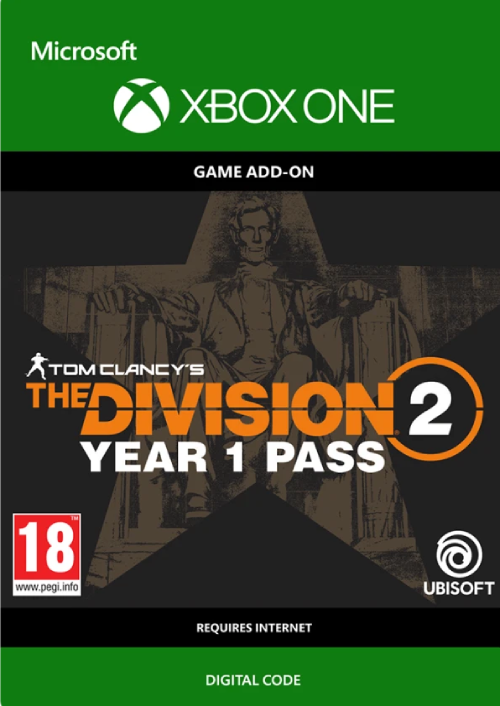 Tom Clancy's The Division 2 Xbox One - Year 1 Pass