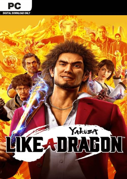 Yakuza: Like a Dragon PC (EU)