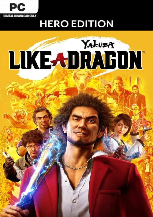 Yakuza: Like a Dragon Hero Edition PC (EU)