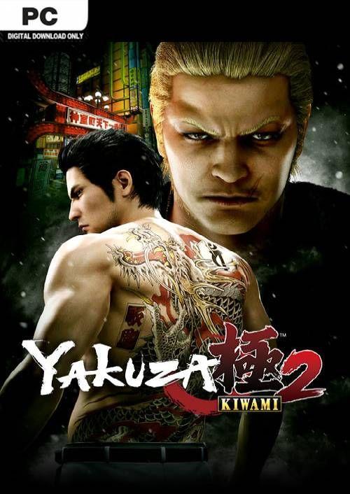 Yakuza Kiwami 2 PC + DLC