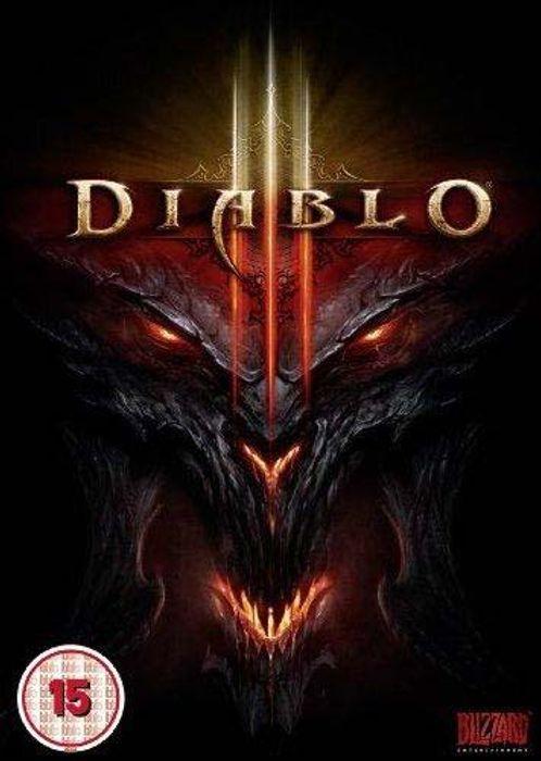 Diablo 3 hoesje