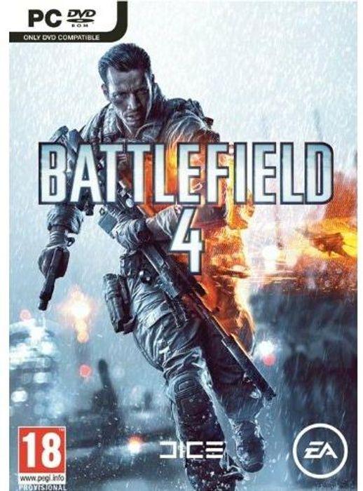 Battlefield 4 hoesje