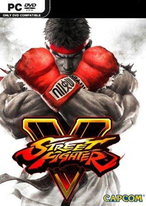 Street Fighter V hoesje