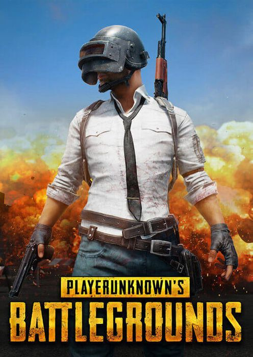 Playerunknown's Battlegrounds hoesje