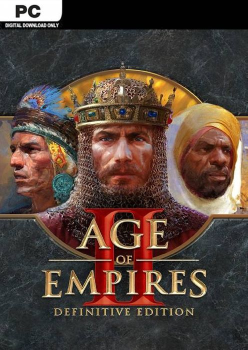 Age Of Empires 2 Definitive Edition hoesje
