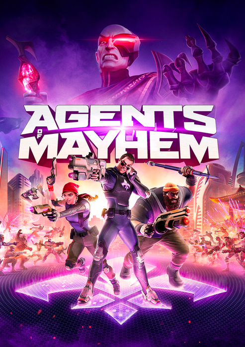 Agents of Mayhem hoesje