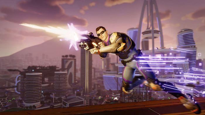 Agents of Mayhem screenshot 4