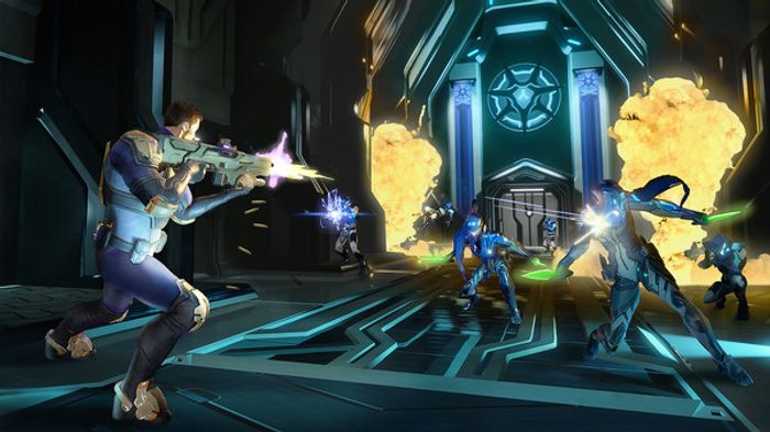 Agents of Mayhem screenshot 1