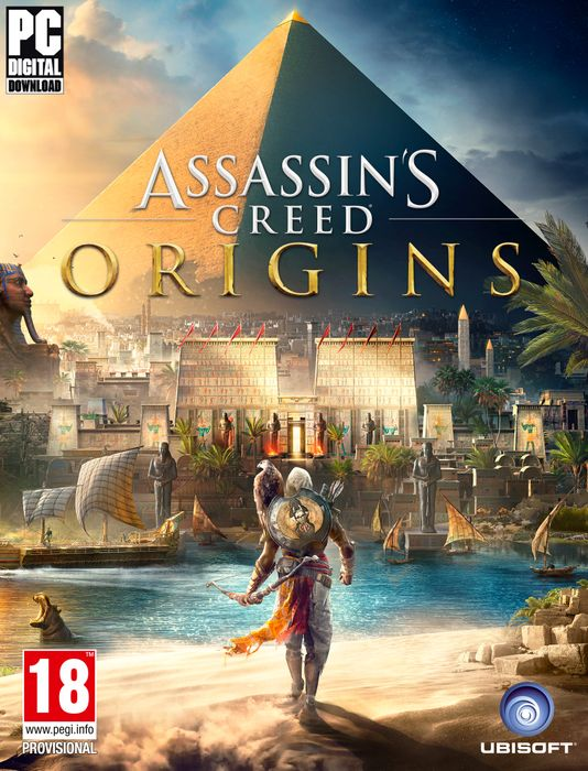 Assassin's Creed: Origins hoesje