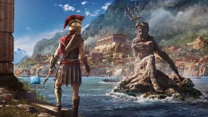 Assassin's Creed Odyssey screenshot 2