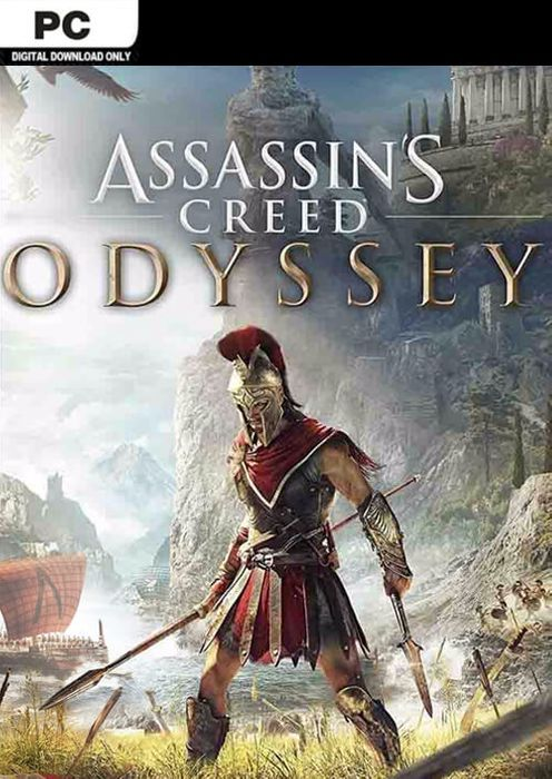 Assassin's Creed Odyssey hoesje