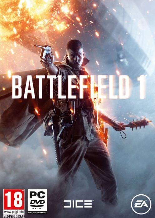 Battlefield 1 hoesje