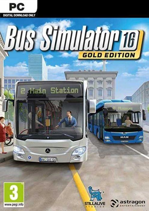Bus Simulator 16 hoesje