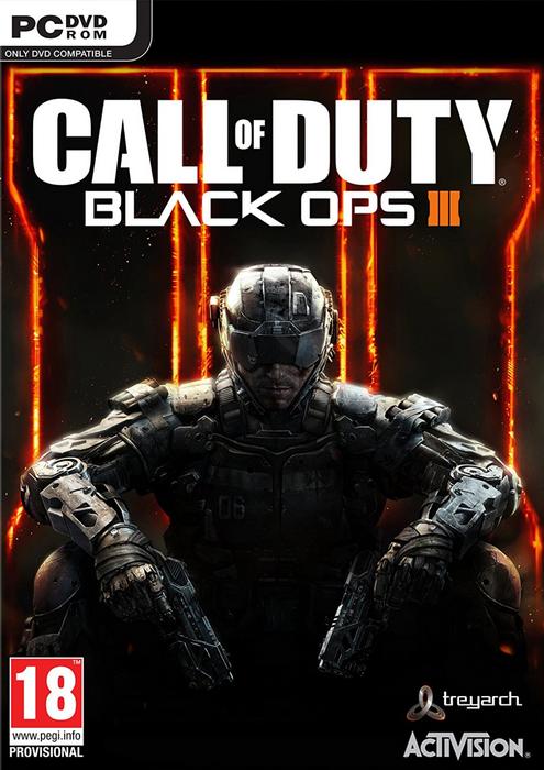 Call of Duty Black Ops III hoesje