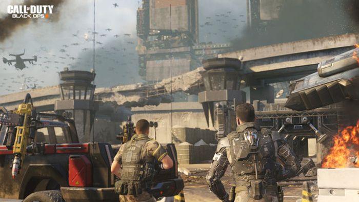 Call of Duty Black Ops III screenshot 1