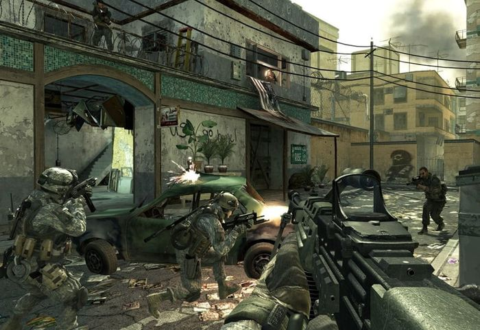 Call Of Duty Modern Warfare 3 Pc Cdkeys