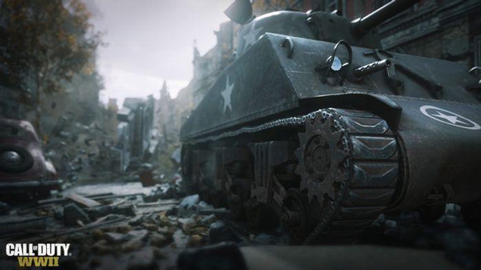 Call of Duty: World War II screenshot 0