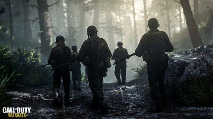 Call of Duty: World War II screenshot 1