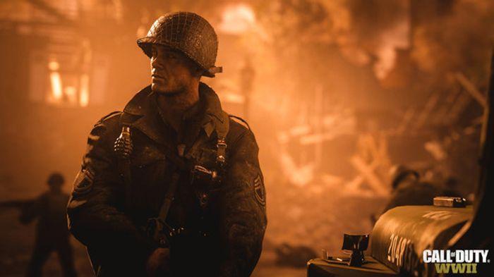 Call of Duty: World War II screenshot 3