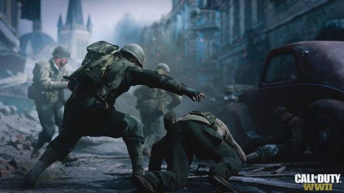 Call of Duty: World War II screenshot 4