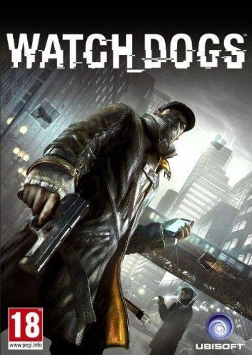 Watch Dogs hoesje