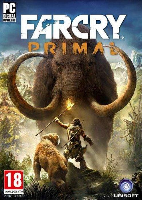 Far Cry Primal hoesje