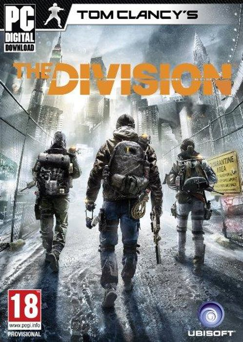 The Division hoesje
