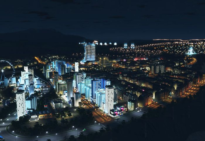 Cities Skylines After Dark screenshot 0