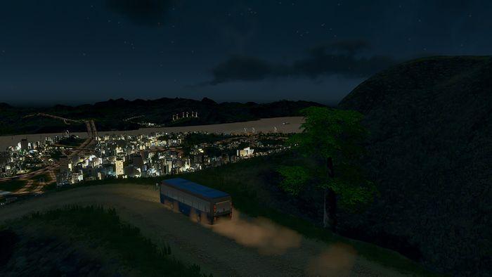 Cities Skylines After Dark screenshot 2
