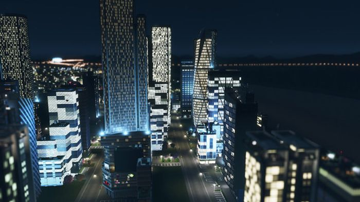 Cities Skylines screenshot 0