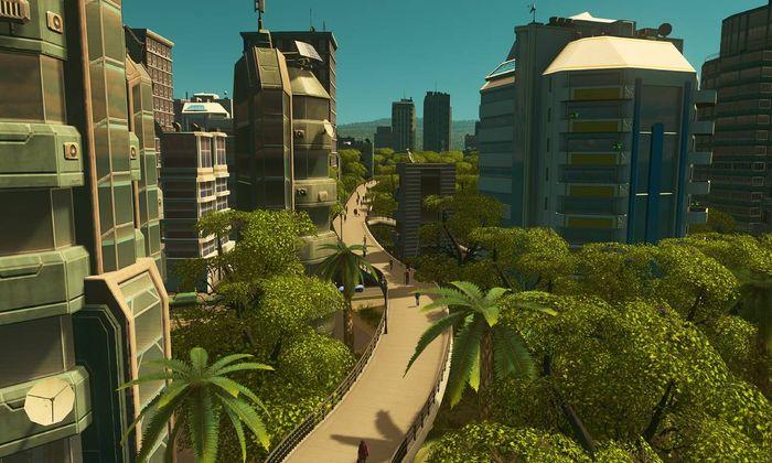 Cities Skylines screenshot 2