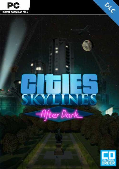 Cities Skylines After Dark hoesje