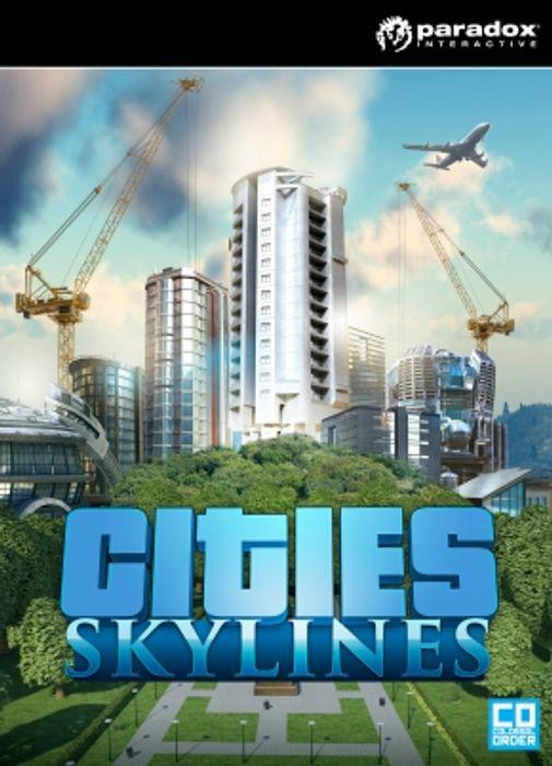 Cities Skylines hoesje